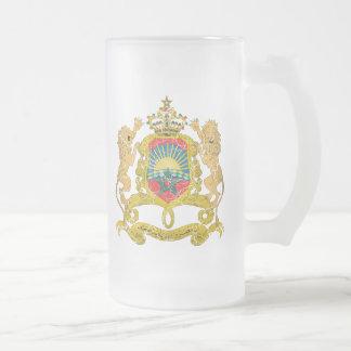 Morocco Coat Of Arms Mugs
