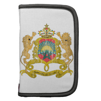 Morocco Coat Of Arms Organizers