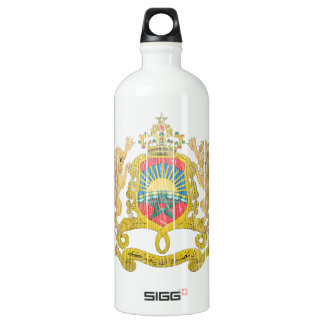 Morocco Coat Of Arms SIGG Traveller 1.0L Water Bottle