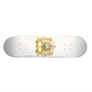 Morocco Coat Of Arms Skate Boards