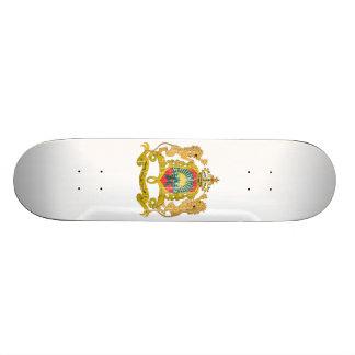 Morocco Coat Of Arms Skateboard Decks