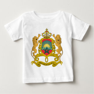Morocco Coat Of Arms T Shirts