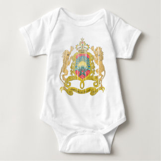 Morocco Coat Of Arms Tee Shirts