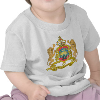 Morocco Coat Of Arms T Shirt