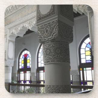 MOROCCO, Fes: Fes El, Bali (Old Fes), Riad Fes Drink Coasters