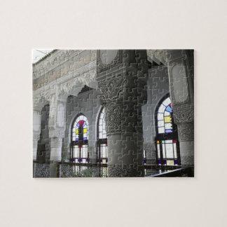 MOROCCO, Fes: Fes El, Bali (Old Fes), Riad Fes Jigsaw Puzzle