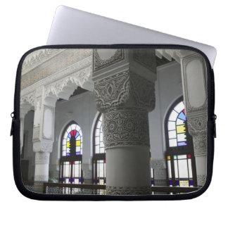 MOROCCO, Fes: Fes El, Bali (Old Fes), Riad Fes Laptop Sleeve