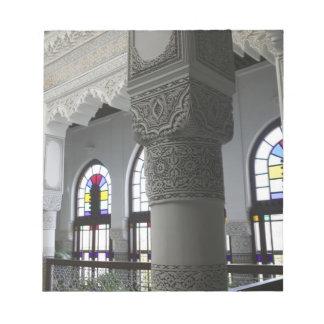 MOROCCO, Fes: Fes El, Bali (Old Fes), Riad Fes Memo Note Pad