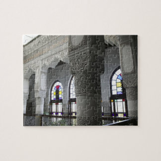 MOROCCO, Fes: Fes El, Bali (Old Fes), Riad Fes Puzzle