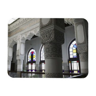 MOROCCO, Fes: Fes El, Bali (Old Fes), Riad Fes Rectangular Photo Magnet