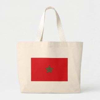 Morocco Flag Bag