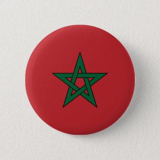 Morocco Flag Button