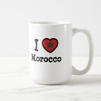 Morocco Flag Coffee Mug