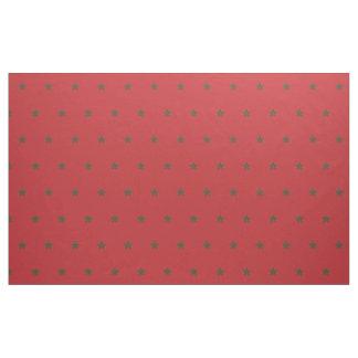 Morocco Flag Fabric