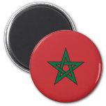 Morocco Flag Magnet