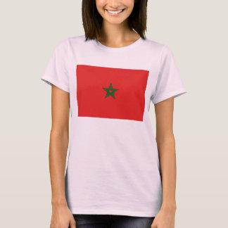 Morocco Flag x Map T-Shirt