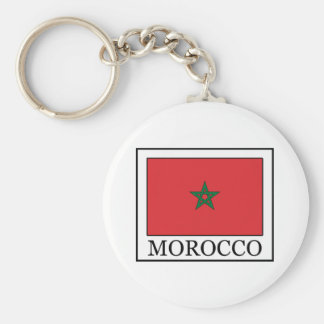 Morocco keychain