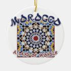 Morocco Land Of Wonder Christmas Ornament