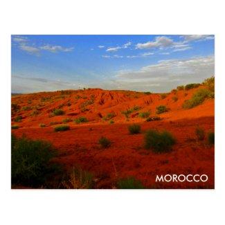 Morocco Landscape desert