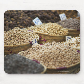Morocco,Marrakesh,The Medina,Local produce on a Mouse Mat