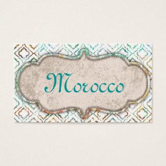 Morocco Medium Business Card
