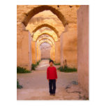 morocco moment with mew postcard