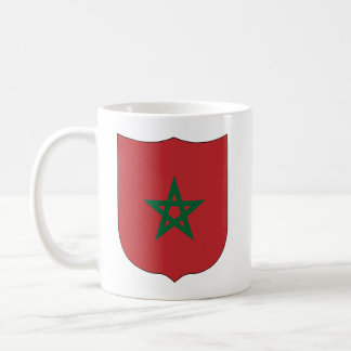 Morocco, Morocco Basic White Mug