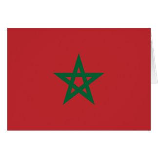 Morocco, Morocco Greeting Card
