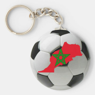 Morocco national team key ring