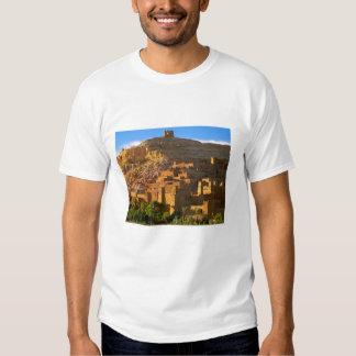 Morocco, Northwest Africa Kasbah Ruins Tee Shirt