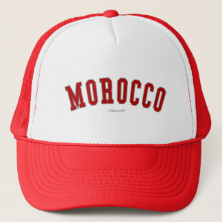 Morocco Trucker Hat