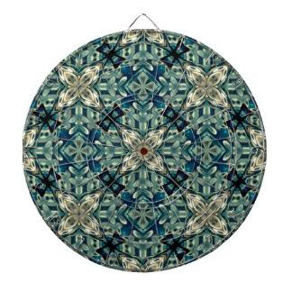Moroccon inspired design dartboards