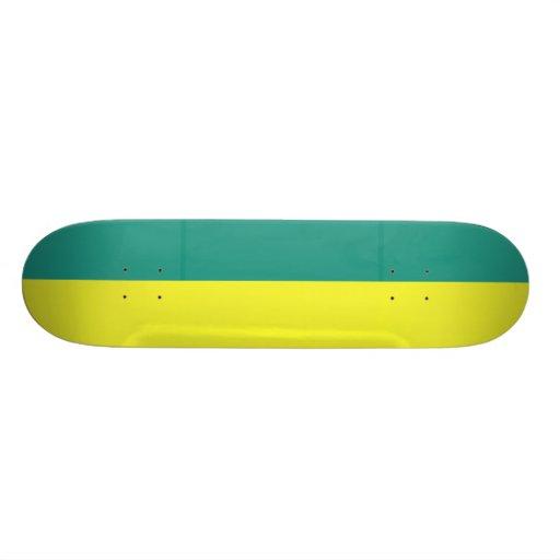 Morona Santiago Province, Ecuador Skateboard Deck