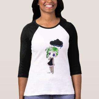 Morose - Ladies' 3/4 Sleeve T-Shirt