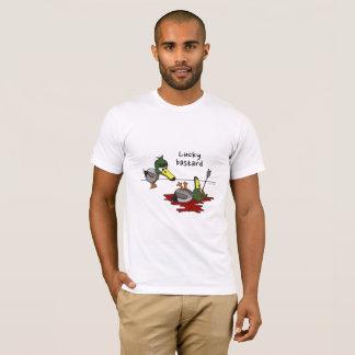 Morose Mallard - 'Lucky' T-Shirt