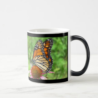 Morphing Butterfly Morphing Mug