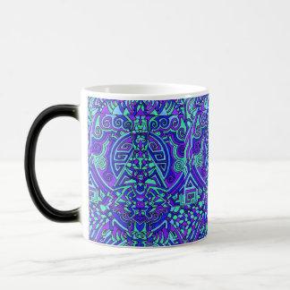 Morphing Mug with Himalayan Inspirations