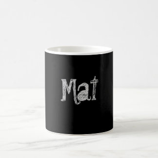 Morphing Name Mug-Mat Morphing Mug