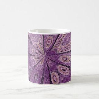 Morphing surprise flower mug