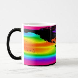 Morphing World Love Magic Mug