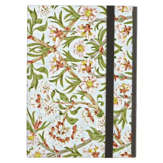 Morris - Delicate Floral Blossom Pattern iPad Air