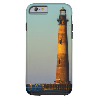 Morris Island Lighthouse Tough iPhone 6 Case