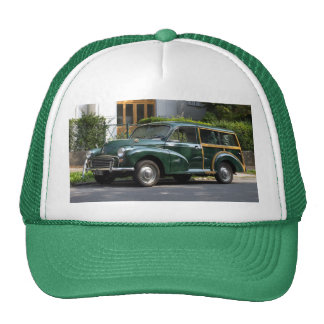 Morris Minor 1000 Traveller Cap