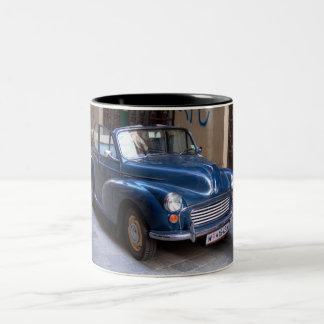 Morris Minor 1000 Two-Tone Coffee Mug