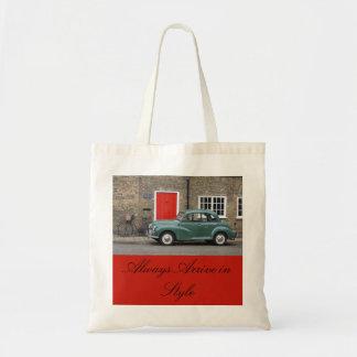 Morris Minor Classic Car Bag