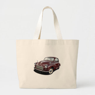Morris Minor Large Tote Bag