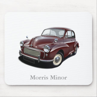 Morris Minor Mouse Mat