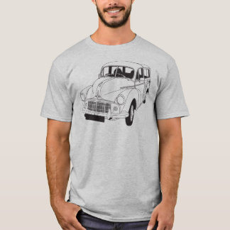 Morris Minor Traveller (Woody) T-Shirt