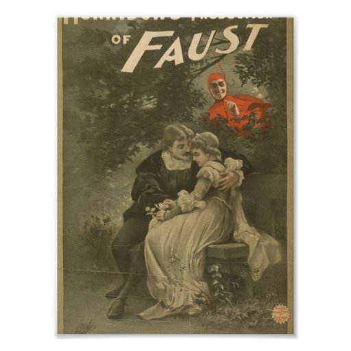 Morrison's of Faust, 'Faust and Marguerite'