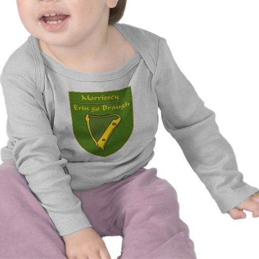Morrissey 1798 Flag Shield Tee Shirt